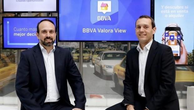 Bbva lanza valora view la 39 app 39 para buscar piso a trav s for Webs buscar piso