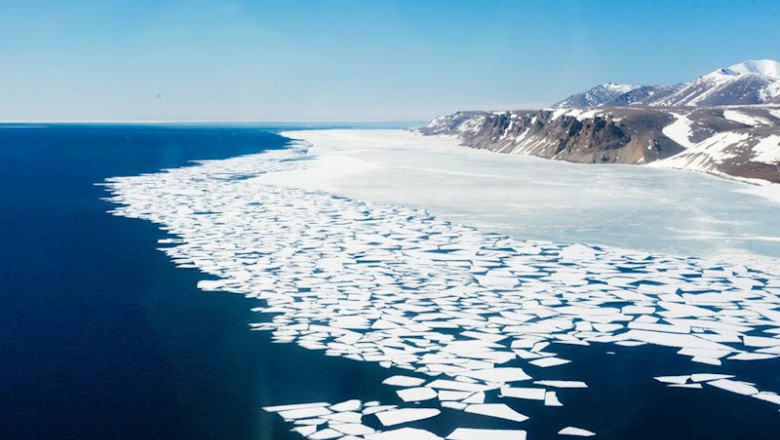 ep imagen del deshielo y el cambio climatico