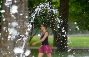 ep verano calor deporte descanso temperaturas vacaciones agua