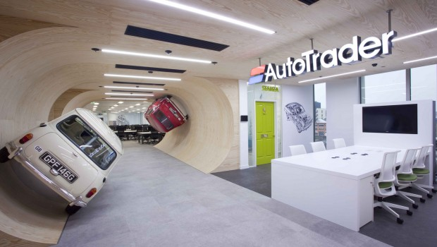 auto trader autotrader offices london