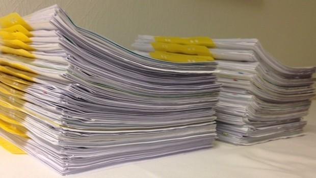 documentos informes papeles