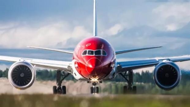 Norwegian transporta en julio 3,8 millones de pasajeros, un 13% más