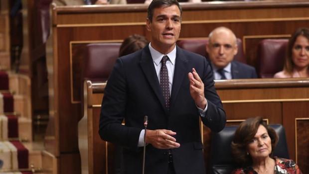 ep el presidente del gobierno en funciones pedro sanchez responde a las preguntas del presidente del