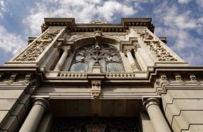 ep archivo - fachada del edificio del banco de espana situada en la confluencia del paseo del prado