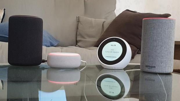 Amazon Echo y Alexa llegan a España