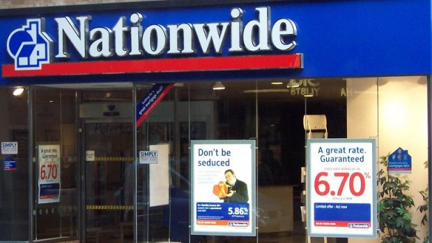 Nationwide profits hit by slowing buy-to-let market