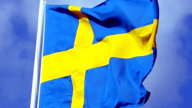 sweden swedish flag