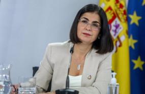 ep la ministra de politica territorial y funcion publica carolina darias