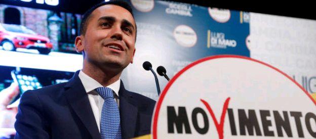 Turbulencias en Italia: Di Maio renuncia como líder del Movimiento 5 Estrellas