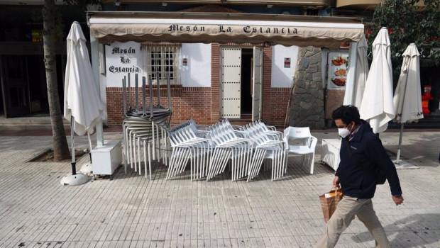 ep bar cerrado en malaga por las restricciones covid
