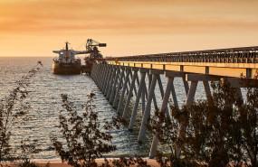 rio tinto dl mining ship