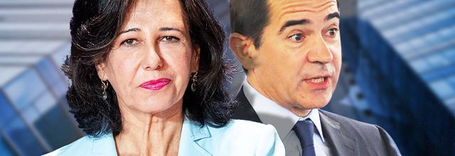 Santander y BBVA doblan su valor en bolsa, ¿todavía tienen potencial?