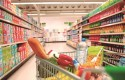 ep compra supermercado carrito saludable