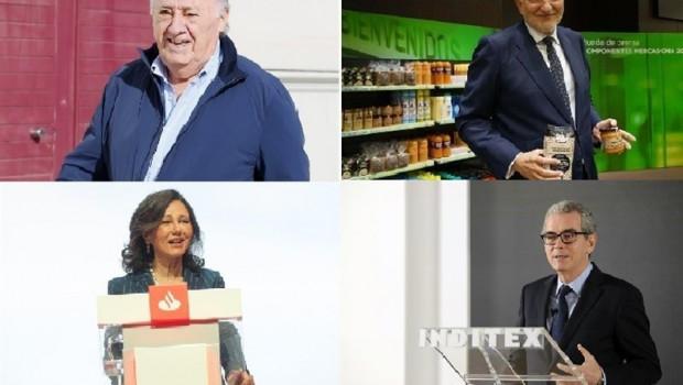 ep economiaempresas- inditex mercadonarepsol las empresasmejor reputacionespana segunrankingmerco
