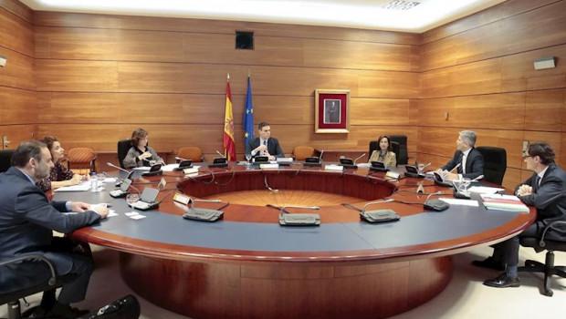 ep el presidente del gobierno pedro sanchez preside este martes el primer consejo de ministros
