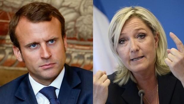 Macron vs. Le Pen: pistoletazo de salida a las elecciones presidenciales de Francia