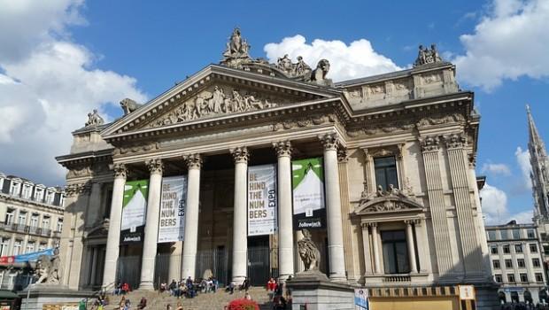 stock exchange belgium brussels europe