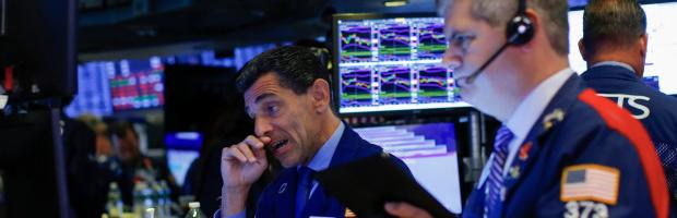 Wall Street cierra en rojo ante el retraso del acuerdo entre China y EEUU