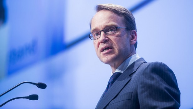 Jens Weidmann, Bundesbank