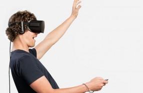 oculus rift vr virtual facebook