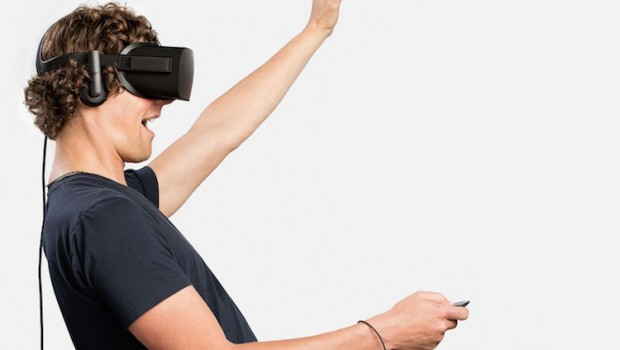 oculus rift vr virtual facebook