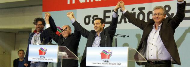 syriza, grecia