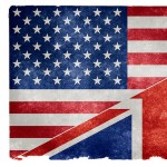 UK US flag