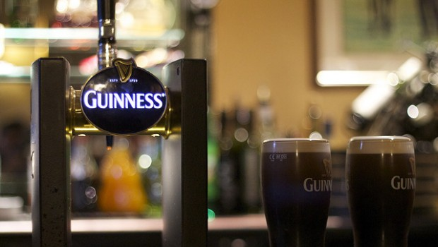 Guinness, Diageo by CHeitz (Flickr)