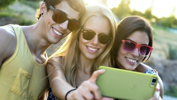smartphone tecnologia movil selfie