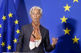ep brussels belgium december 1 2019 -- president of the european central bank ecb christine lagarde