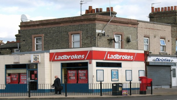 Ladbrokes Coral's 2016 operating profit rises 22%