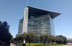 ep archivo - oficina de cellnex en la zona franca de barcelona archivo