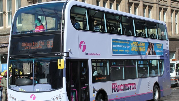 FirstGroup bus, transport
