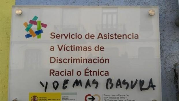 ep agresiones racistas