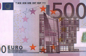 ep archivo - billete de 500 euros
