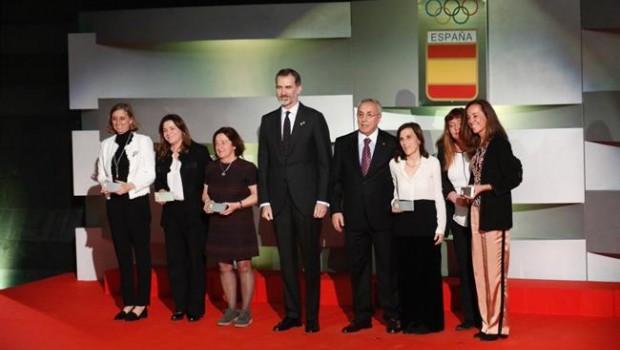 ep reyla xii gala anualcomite olimpico espanol
