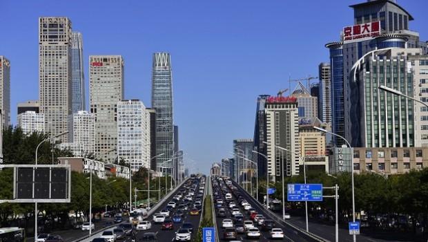 china beijing traffic chinese