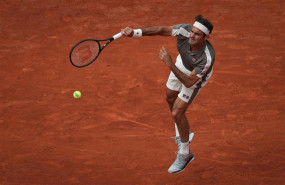 ep tennis french open - day 1