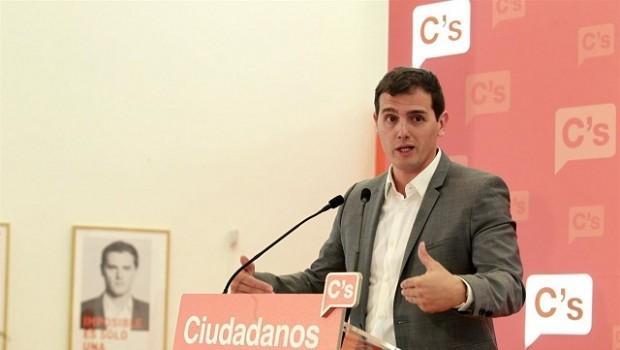 ALBERT RIVERA CIUDADANOS