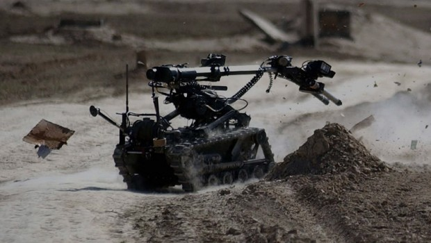 cobham bomb disposal robot defence military