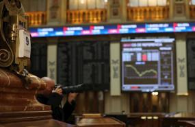 ep bolsa- el ibex 35 firma su cuarta mayor caida de la historia tras desplomarse casi un 8