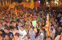 ep gran manifestacion independentistacentrobarcelonala diada 11 de