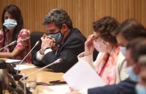 ep el ministro de inclusion seguridad social y migraciones jose luis escriva ante la comision de