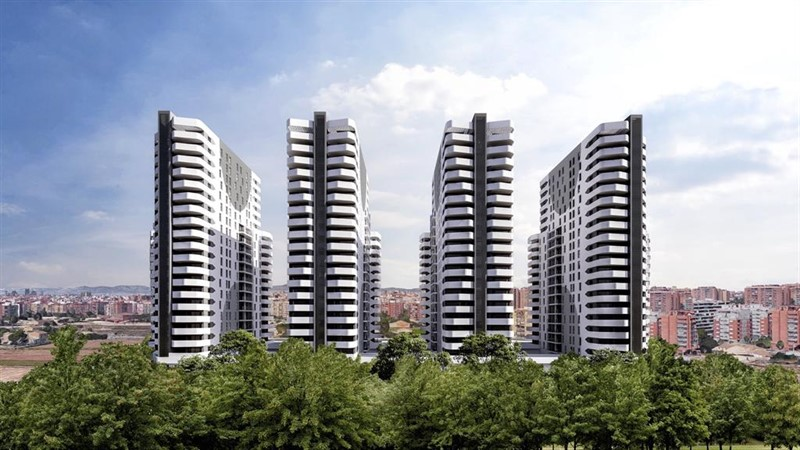 ep torres de viviendas que neinor construira en valencia