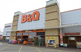 Kingfisher B&Q store, retail