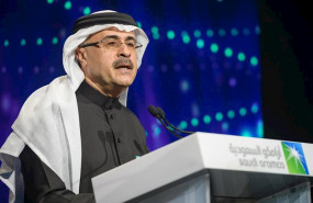 ep 11 december 2019 saudi arabia riyadh saudi arabias state-owned oil company aramco ceo amin