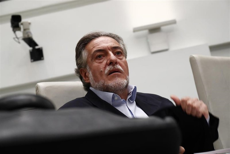 ep imagen de recurso del portavoz del psoe en el ayuntamiento de madrid pepu hernandez