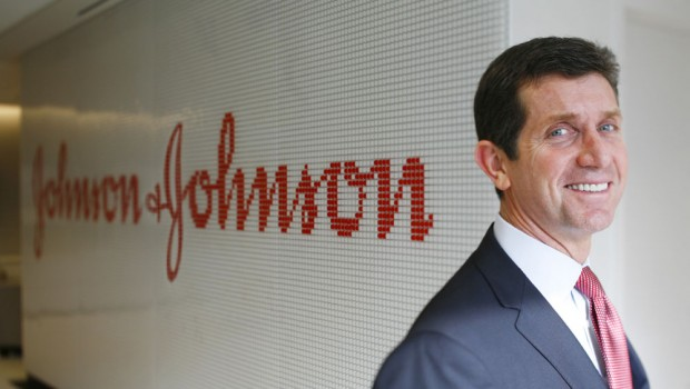 johnson & johnson, alex gorsky