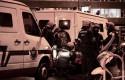 ep altercados y manifestantes detenidos tras las protestas durante un acto de vox en bilbao a 20 de