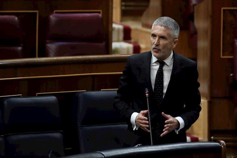 PP acusa a Marlaska de beneficiar al etarra Gutiérrez Carrillo por la visita de su familia a la prisión de Valencia